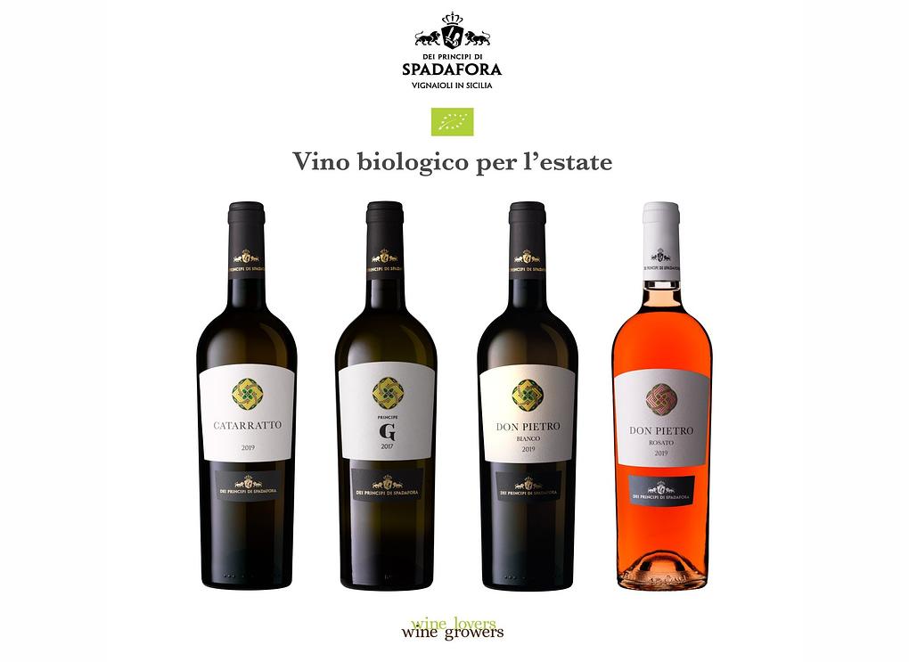 Shop organic sicilian wine